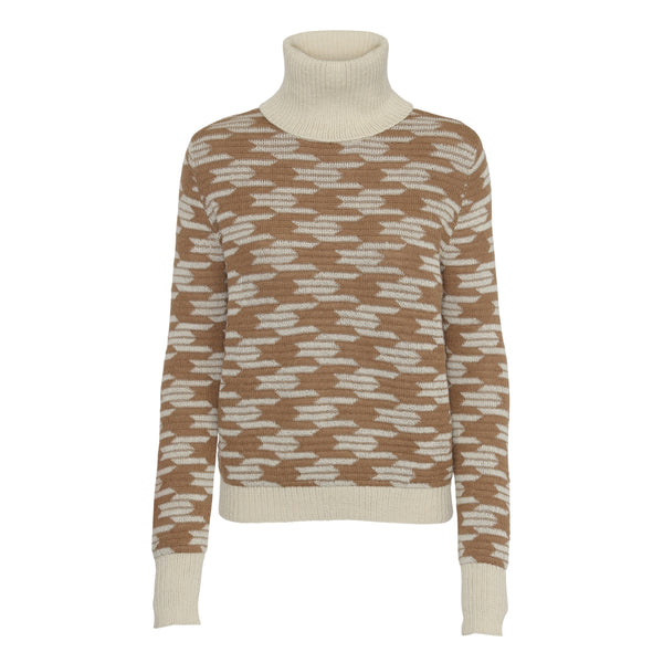 Peru turtle neck sweater