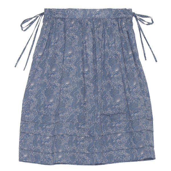 Poppy skirt - Blue
