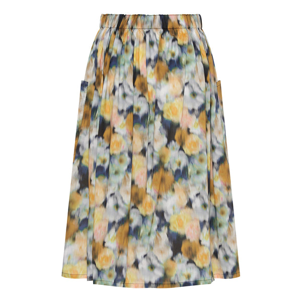 Lulu skirt - Blue flower