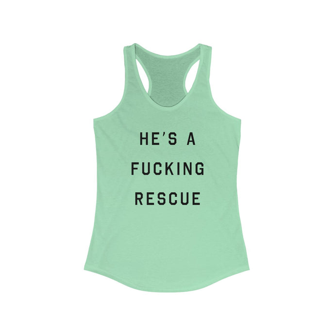 Fucking Rescue - Basic Betch Tees