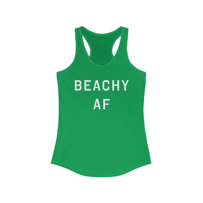 Beachy AF - Basic Betch Tees