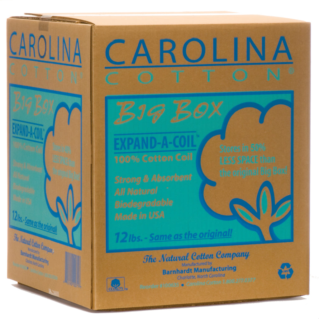 Carolina Cotton - Wa Nail Supply