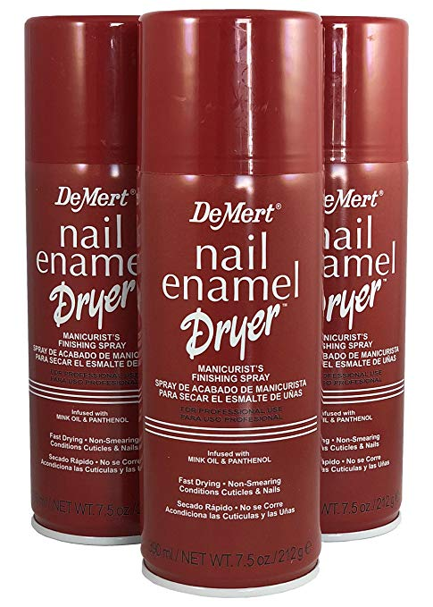 DeMert - Nail Enamel - Wa Nail Supply
