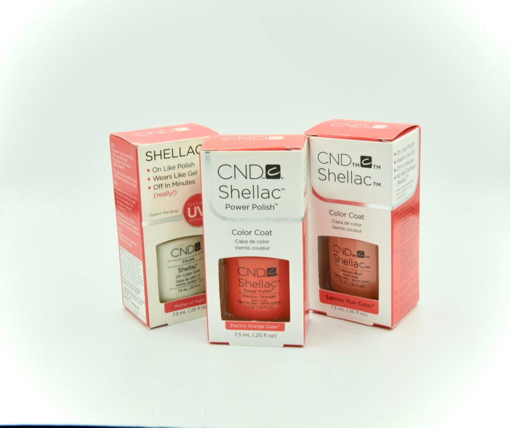 CND Shellac - Power Polish - Wa Nail Supply