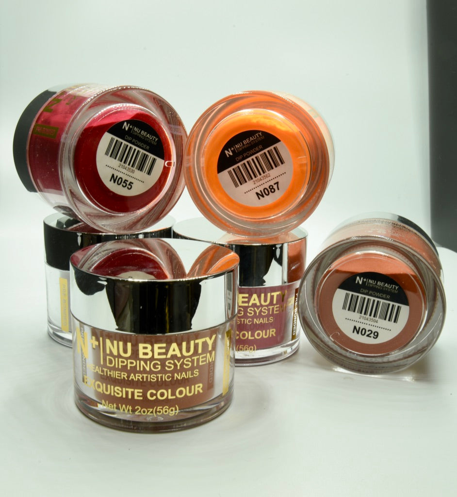 NU Beauty - Dipping Colour-Wa Nail Supply