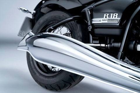 BMW Motorrad now enters the cruiser segment with the new R 18, City Radical
