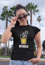Motoholic - Biker T Shirt,  - City Radical