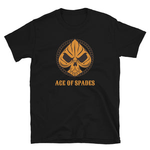 Ace of Spades - Biker T Shirt,  - City Radical