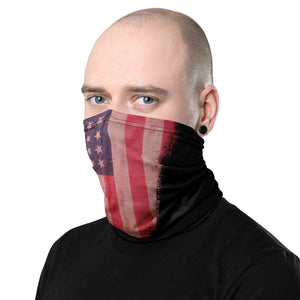 US Flag - Biker Neck Gaiter, City Radical Biker Store