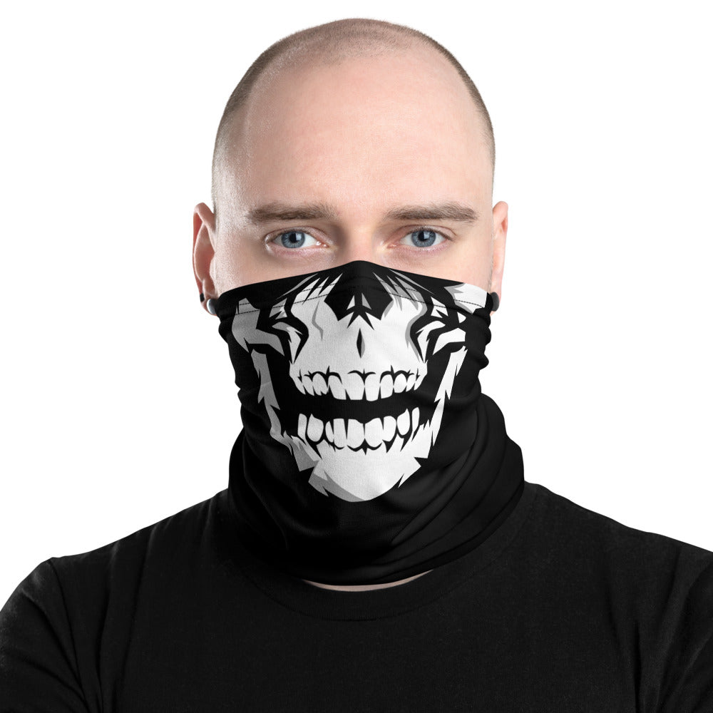 Cool Skull - Biker Neck Gaiter, City Radical Biker Store