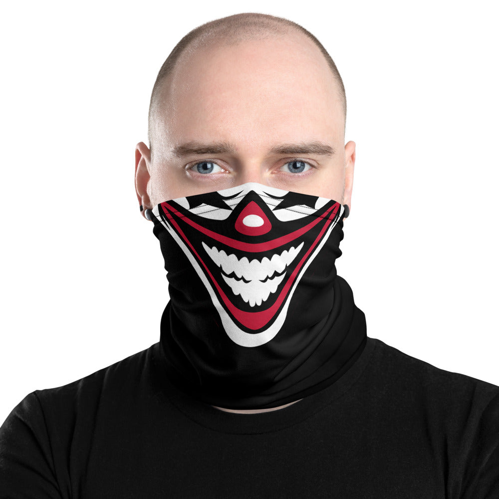Clown - Biker Neck Gaiter, City Radical Biker Store