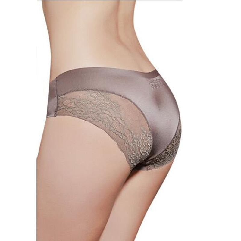 Women Sexy Lace Panties Seamless Underwear