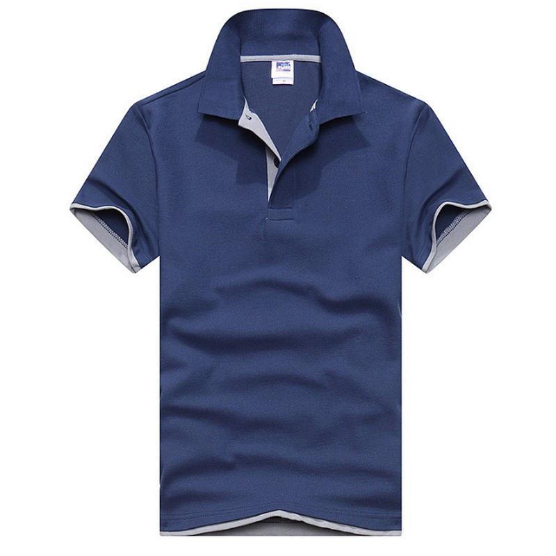 Men's Business Casual Teen T-shirt