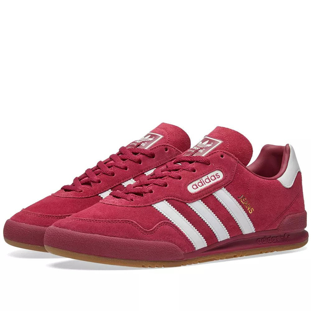 9090b2f94 Adidas Originals Jeans Super OG Retro Trainers Mystery Ruby Red BY9773