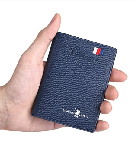 Carteira William Polo Holder