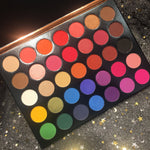Paleta Color Studio - Beauty Glazed Original     35 cores