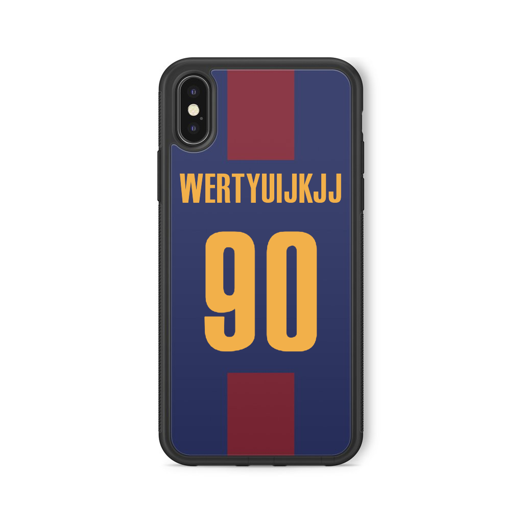 BARCELLONA CUSTOMIZABLE CASE - FOOTBALL
