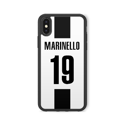 JUVENTUS CUSTOM CASE - FOOTBALL