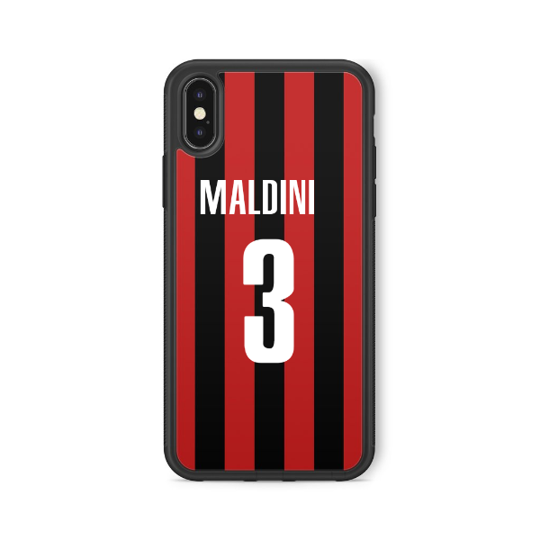 MILAN CLASSIC TEAM CUSTOM CASE - FOOTBALL