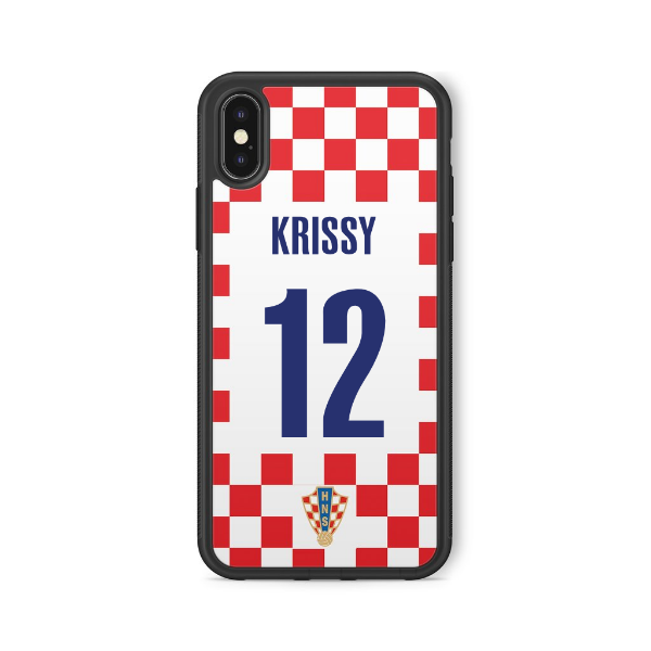 CROATIA CUSTOM CASE - FOOTBALL
