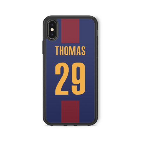 BARCELONA CUSTOM CASE - FOOTBALL