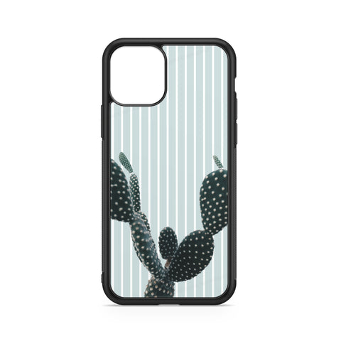 CACTUS OPUNTIA GREY/GREEN BACKGROUND CASE