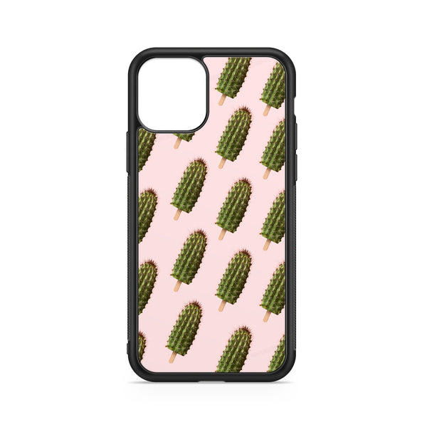ICE-CREAM CACTUS PINK BACKGROUND CASE