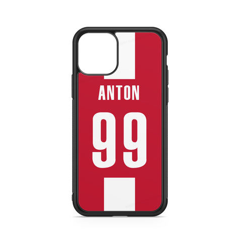 BAYERN MUNCHEN CUSTOM CASE - FOOTBALL
