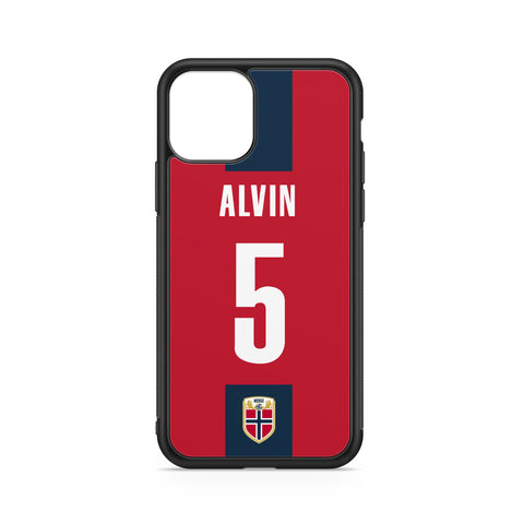 NORWAY CUSTOM CASE - FOOTBALL
