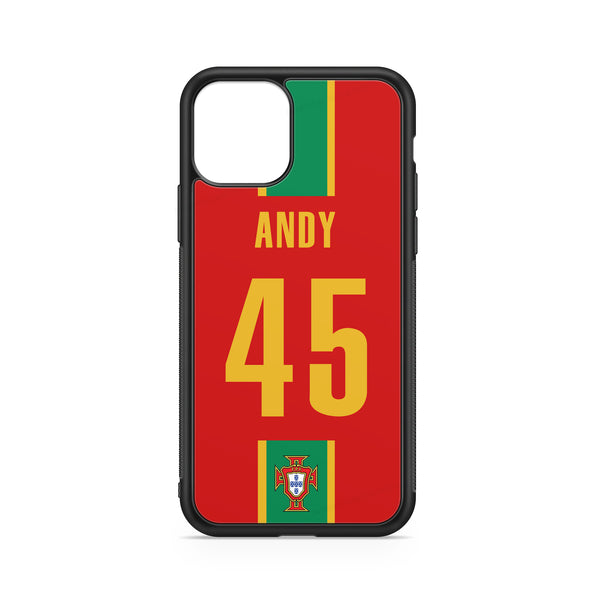 PORTUGAL CUSTOM CASE - FOOTBALL