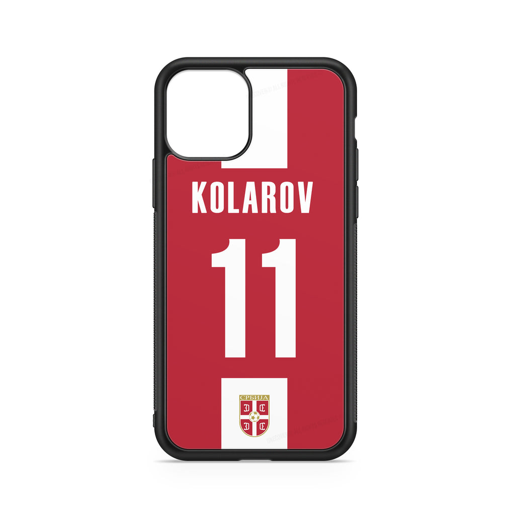 SERBIA CUSTOM CASE - FOOTBALL