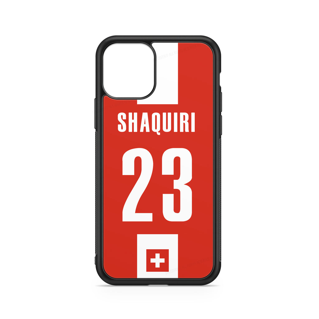 SWITZERLAND CUSTOM CASE - FOOTBALL