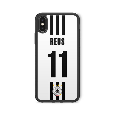 GERMANY CUSTOM CASE - FOOTBALL