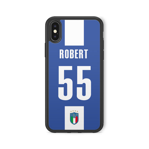 ITALY CUSTOM CASE - FOOTBALL