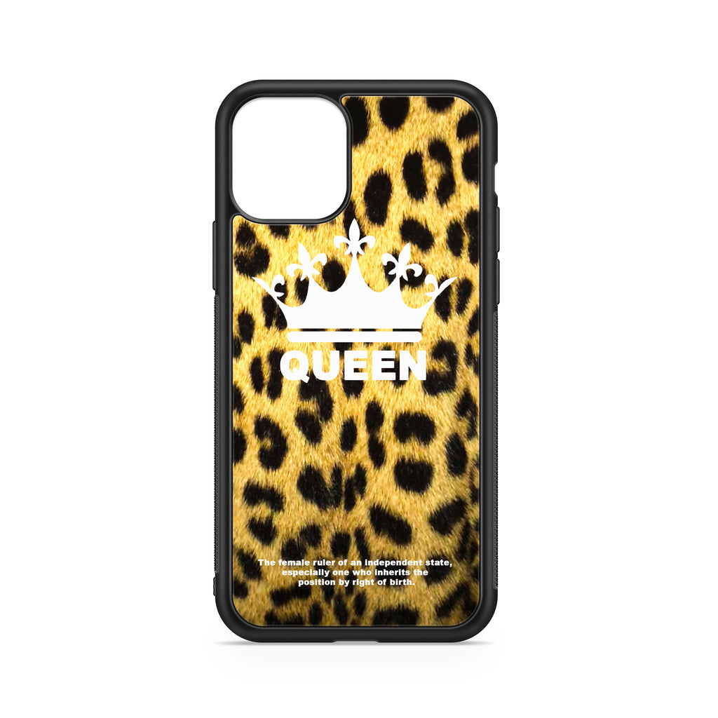 LEOPARD QUEEN CROWN CASE