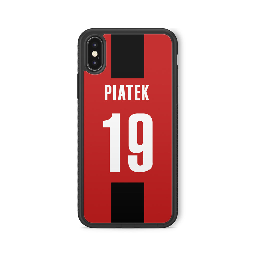 MILAN CUSTOM CASE - FOOTBALL