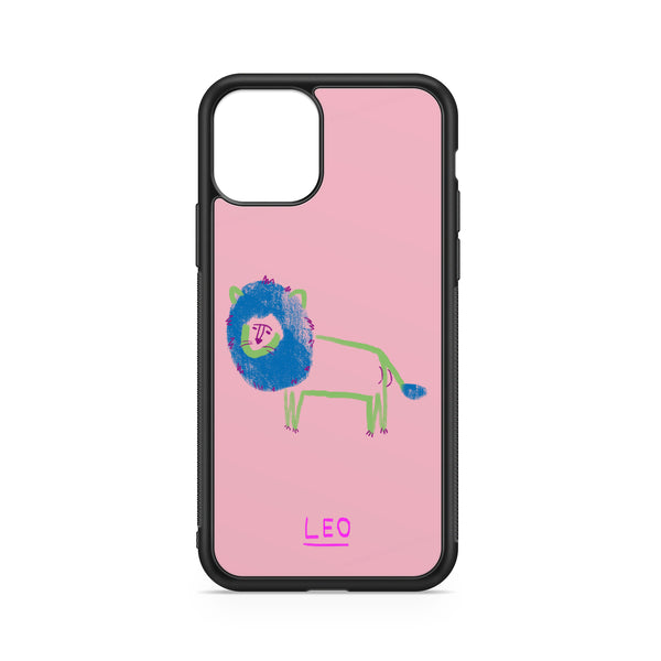 CASE ART ZODIAC SIGN LEO