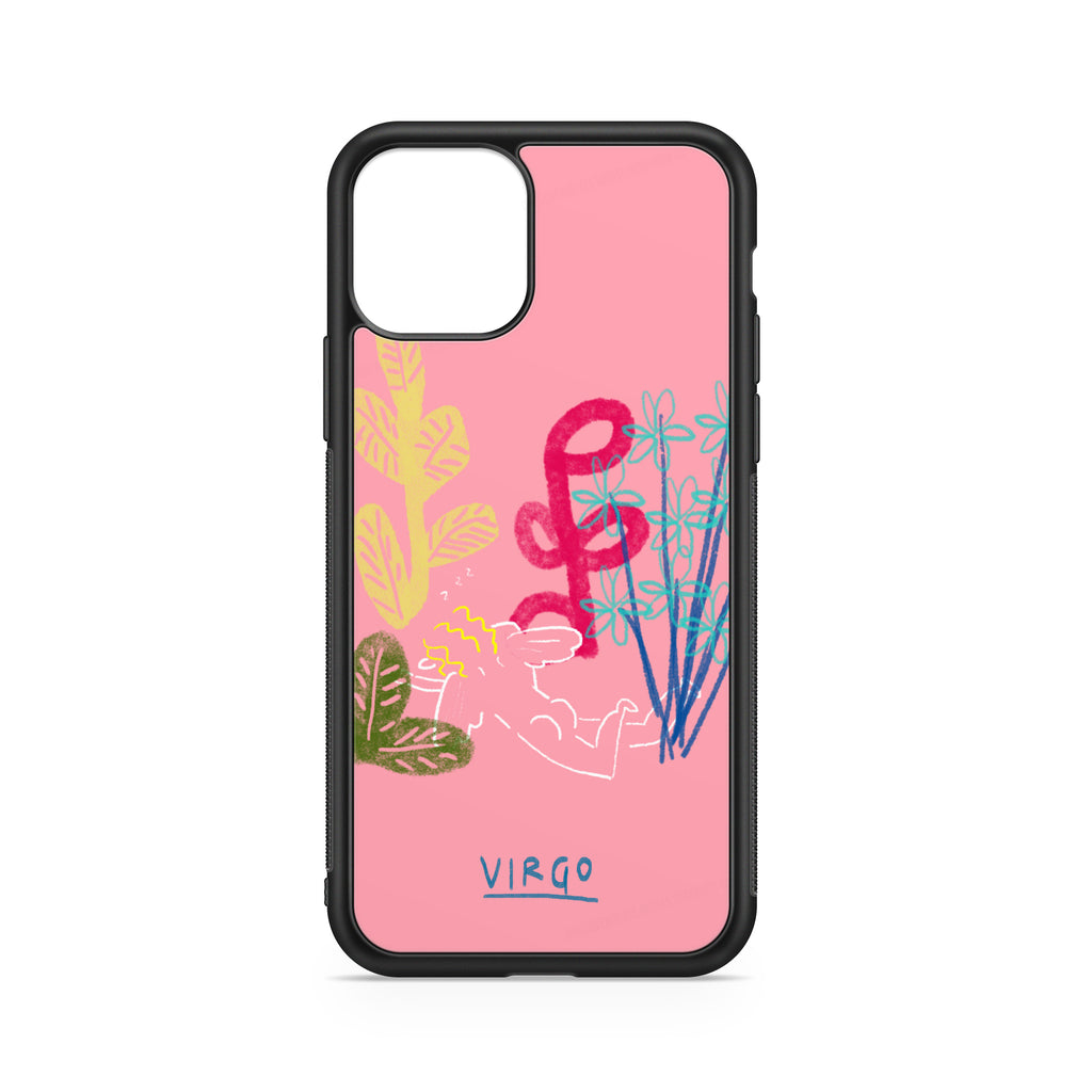 CASE ART ZODIAC SIGN VIRGO