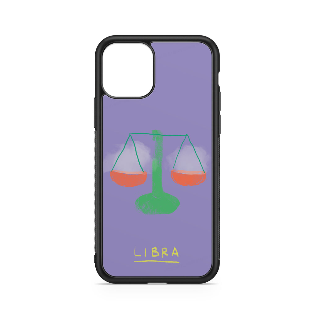CASE ART ZODIAC SIGN LIBRA