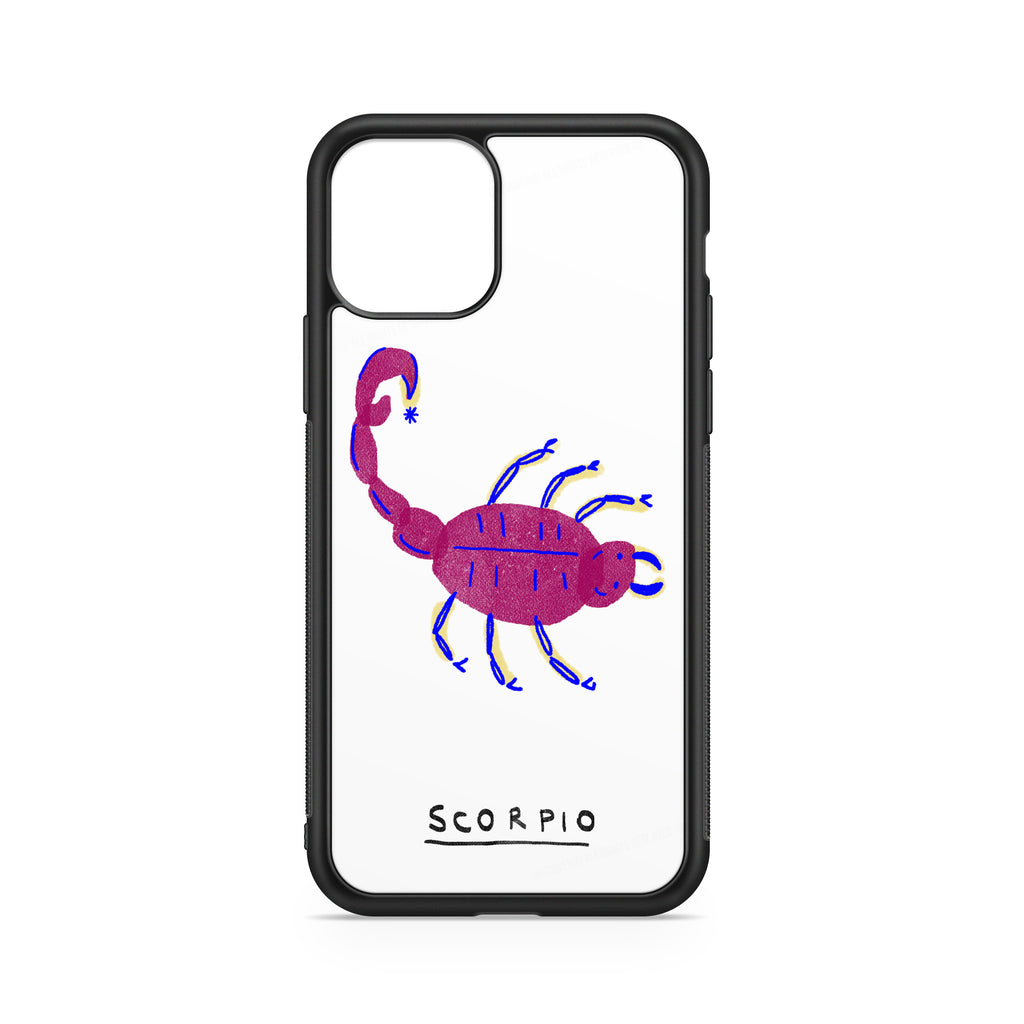 CASE ART ZODIAC SIGN SCORPIO