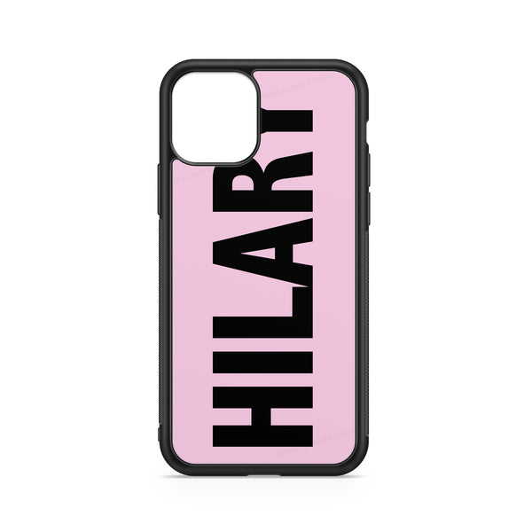 BIG NAME PINK BLACK CASE