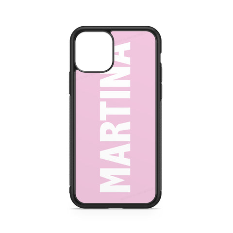 BIG NAME PINK WHITE CASE