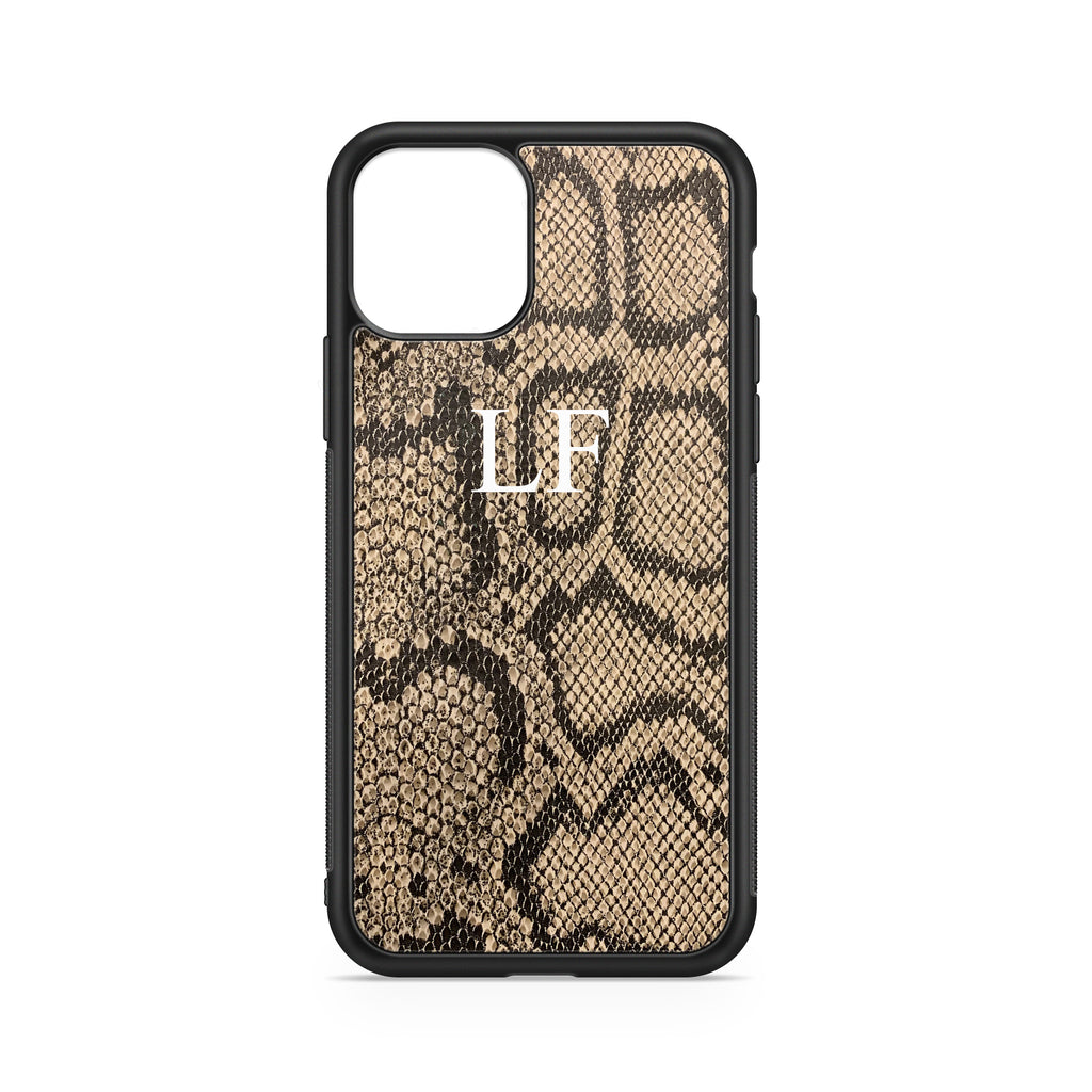 INITIALS PYTHON BACKGROUND CASE