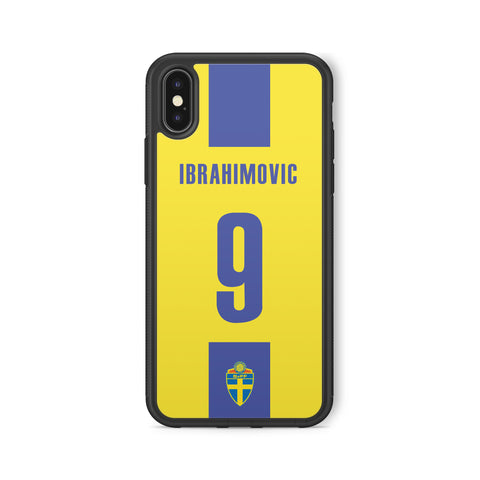 SWEDEN CUSTOM CASE - FOOTBALL