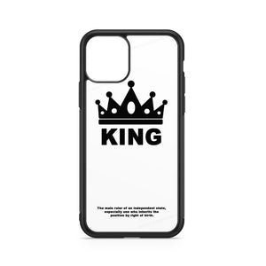 WHITE KING CASE