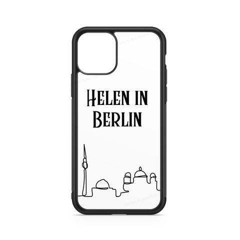 BERLIN CASE CUSTOMIZABLE WITH NAME