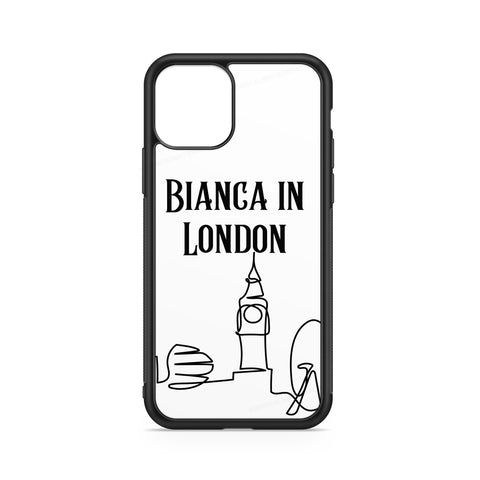 LONDON CASE CUSTOMIZABLE WITH NAME