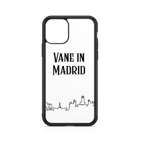 MADRID CASE CUSTOMIZABLE WITH NAME