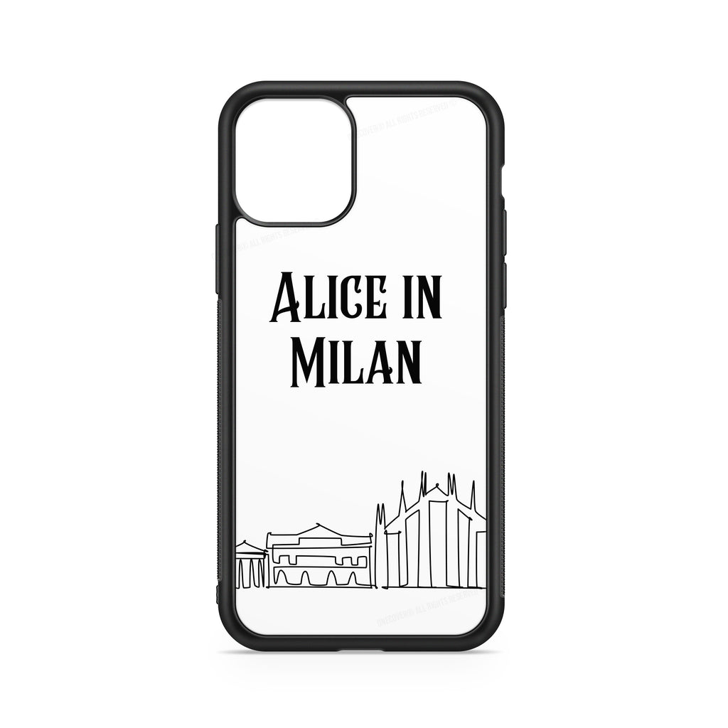 MILAN CASE CUSTOMIZABLE WITH NAME