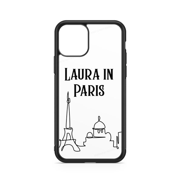 PARIS CASE CUSTOMIZABLE WITH NAME